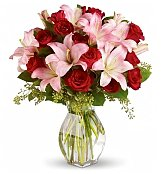 Flower Bouquets: Lavish Love Bouquet