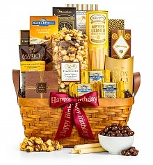 Gourmet Gift Baskets: As Good As Gold