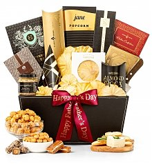 Gourmet Gift Baskets: Just for Dad Gourmet Gift Basket
