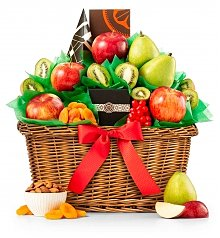 Fruit Baskets: Five Star Premium Grade Fruit Basket